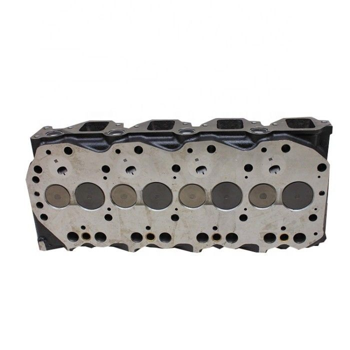 Complete Engine Cylinder Head Nissan QD32 Auto Spare Parts 12 Months Warranty